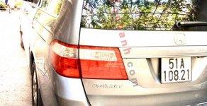 Bán ô tô Honda Odyssey năm sản xuất 2007, màu xám, nhập khẩu nguyên chiếc chính chủ giá cạnh tranh giá 475 triệu tại Tp.HCM