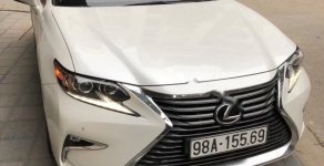 Cần bán gấp Lexus ES 250 đời 2017, màu trắng, xe nhập giá 1 tỷ 980 tr tại Hà Nội