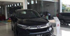 Ưu đãi lớn - Giá giảm mạnh: Khi mua xe Honda CR V L năm 2020, màu đen tại Honda ô tô Long Biên giá 1 tỷ 48 tr tại Hà Nội