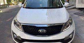 Bán Kia Sportage Limited đời 2015, màu trắng, nhập khẩu nguyên chiếc   giá 635 triệu tại Tp.HCM