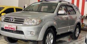 Bán xe Toyota Fortuner 2.5G MT sản xuất 2010, màu bạc xe gia đình giá cạnh tranh giá 555 triệu tại Lâm Đồng
