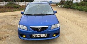 Cần bán xe Mazda Premacy AT đời 2002, màu xanh lam   giá 169 triệu tại Hà Nội