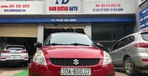 Bán Suzuki Swift năm sản xuất 2015, màu đỏ, giá tốt giá 405 triệu tại Hà Nội