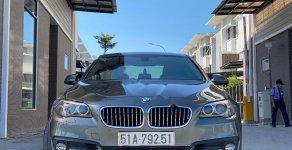 Cần bán gấp BMW 5 Series 520i 2014, màu xám, nhập khẩu nguyên chiếc giá 1 tỷ 150 tr tại Tp.HCM