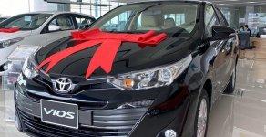 Bán xe Toyota Vios 1.5 CVT sản xuất 2020, màu đen, giá tốt giá 520 triệu tại Bắc Ninh