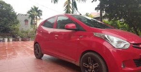 Bán ô tô Hyundai Eon năm 2012, màu đỏ giá 164 triệu tại Bắc Giang