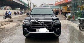 Cần bán lại xe Toyota Land Cruiser 4.6 V8 2017, màu đen, nhập khẩu giá 3 tỷ 350 tr tại Hà Nội