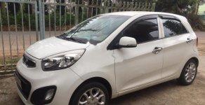 Cần bán gấp Kia Picanto 1.25 MT sản xuất năm 2013, màu trắng giá 210 triệu tại Lâm Đồng