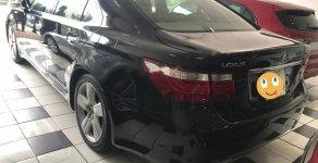 Cần bán Lexus LS 460 năm sản xuất 2008, màu đen, xe nhập giá 1 tỷ 30 tr tại Hà Nội