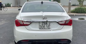 Cần bán Hyundai Sonata Y20 năm 2011, màu trắng, nhập khẩu  giá 530 triệu tại Hà Nội