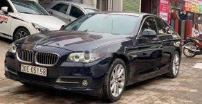 Cần bán BMW 5 Series 520i năm 2016, màu xanh  giá 1 tỷ 450 tr tại Hà Nội