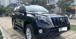 Cần bán lại xe Toyota Prado TXL đời 2015, màu đen, nhập khẩu chính chủ giá 1 tỷ 690 tr tại Hà Nội
