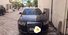 Cần bán xe Audi A6 2010, màu đen, nhập khẩu nguyên chiếc giá 590 triệu tại Hà Nội