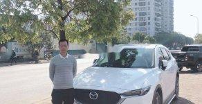 Cần bán Mazda CX 5 AT năm sản xuất 2018, màu trắng giá 800 triệu tại Hà Nội