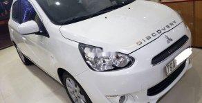 Bán xe Mitsubishi Mirage năm 2015, màu trắng, nhập khẩu nguyên chiếc số sàn giá 229 triệu tại BR-Vũng Tàu