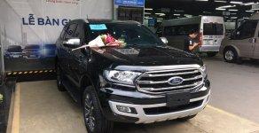 Cần bán Ford Everest 4x2 AT Trend đời 2020, màu đen, nhập khẩu nguyên chiếc giá 1 tỷ 112 tr tại Hà Nội