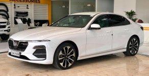 Ưu đãi tặng quà chính hãng khi mua chiếc xe VinFast LUX A2.0, đời 2020, giao xe tận nhà giá 1 tỷ 129 tr tại Hà Nội
