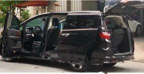 Bán Honda Odyssey sản xuất năm 2016, màu đen, nhập khẩu giá 1 tỷ 318 tr tại Hà Nội