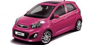 Bán Kia Picanto năm sản xuất 2020, màu hồng, giá 299tr giá 299 triệu tại Vĩnh Long