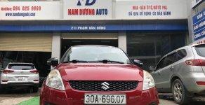 Cần bán gấp Suzuki Swift đời 2015, màu đỏ, giá chỉ 405 triệu giá 405 triệu tại Hà Nội