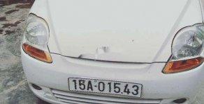 Cần bán Chevrolet Spark sản xuất năm 2011, màu trắng, giá tốt giá 90 triệu tại Hải Phòng