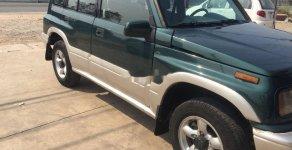 Cần bán lại xe Suzuki Vitara năm 2005, màu xanh lục giá 131 triệu tại Bình Dương