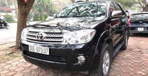 Bán Toyota Fortuner 2.7V 4x4 AT sản xuất 2010, màu đen, giá tốt giá 485 triệu tại Hà Nội