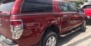 Cần bán xe Ford Ranger XLT MT sản xuất năm 2014, màu đỏ, nhập khẩu nguyên chiếc số sàn giá 495 triệu tại Tp.HCM