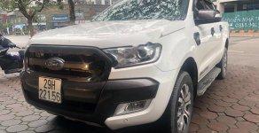 Cần bán Ford Ranger Wildtrak 3.2L 4x4 AT đời 2016, màu trắng, nhập khẩu, 715tr giá 715 triệu tại Hà Nội