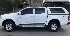 Bán xe Chevrolet Colorado sản xuất 2015, màu trắng, nhập khẩu số sàn giá cạnh tranh giá 375 triệu tại Bình Dương