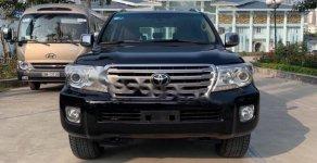 Bán Toyota Land Cruiser sản xuất 2008, màu đen, nhập khẩu nguyên chiếc giá 2 tỷ 150 tr tại Hà Nội