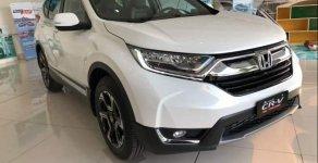 Ưu đãi lớn - Nhận quà giá trị khi mua chiếc Honda CRV 1.5L, sản xuất 2020, giao xe nhanh tận nhà giá 1 tỷ 48 tr tại Hà Nội