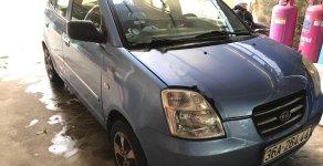 Cần bán xe Kia Morning sản xuất năm 2007, màu xanh lam, xe nhập giá cạnh tranh giá 120 triệu tại Hải Phòng