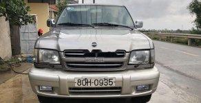 Bán Isuzu Trooper sản xuất 2001, màu xám, nhập khẩu nguyên chiếc giá 148 triệu tại Hà Nội