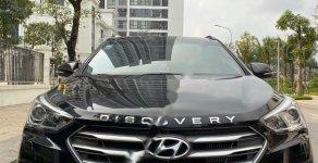 Bán xe Hyundai Santa Fe 2.2 CRDI đời 2018, màu đen giá 1 tỷ 98 tr tại Hà Nội