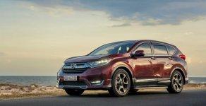 Honda Ô tô Bình Thuận - Cần bán xe Honda CR V L năm 2020, màu đỏ giá 1 tỷ 93 tr tại Bình Thuận