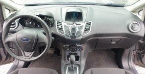 Cần bán gấp Ford Fiesta 1.5 AT sản xuất năm 2015, màu xám, giá 379tr giá 379 triệu tại Hải Phòng
