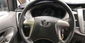 Cần bán lại xe Toyota Innova 2013, màu bạc giá 410 triệu tại Tp.HCM
