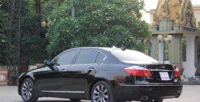 Bán xe Hyundai Genesis BH380 đời 2009, màu đen, nhập khẩu nguyên chiếc giá 798 triệu tại Thái Nguyên