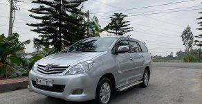 Bán xe Toyota Innova đời 2011, màu bạc chính chủ, giá chỉ 360 triệu giá 360 triệu tại Hưng Yên