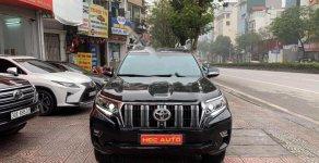 Cần bán Toyota Prado năm sản xuất 2015, màu đen, nhập khẩu nguyên chiếc giá 1 tỷ 860 tr tại Hà Nội