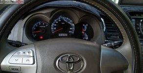 Bán Toyota Fortuner đời 2012, màu đen số sàn giá 635 triệu tại Bình Định