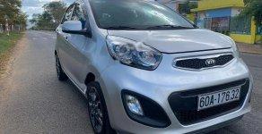 Bán Kia Morning S MT đời 2014, màu bạc, giá tốt giá 255 triệu tại Lâm Đồng