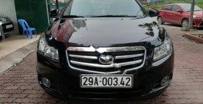 Bán ô tô Daewoo Lacetti CDX 1.6 AT 2010, màu đen, nhập khẩu giá 298 triệu tại Hà Nội