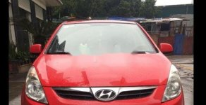 Bán Hyundai i20 năm 2011, màu đỏ giá cạnh tranh giá 300 triệu tại Hà Nội
