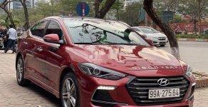 Bán Hyundai Elantra 1.6 Turbo năm sản xuất 2019, màu đỏ giá 700 triệu tại Hà Nội