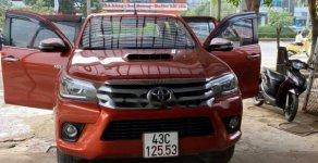 Bán xe Toyota Hilux đời 2016, nhập khẩu, 655 triệu giá 655 triệu tại Nghệ An