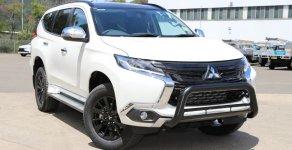 Xả hàng tồn kho giá cực kì ưu đãi với chiếc Mitsubishi Pajero Sport 2.4 AT máy dầu, sản xuất 2018 giá 900 triệu tại Nghệ An