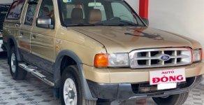 Cần bán gấp Ford Ranger sản xuất 2002, màu vàng số sàn giá 150 triệu tại Lâm Đồng