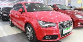 Cần bán lại xe Audi A1 2010, màu đỏ, nhập khẩu nguyên chiếc giá 475 triệu tại Tp.HCM